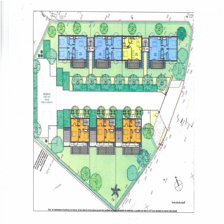 Immobilier neuf saint aygulf programmes neufs saint - Les jardins de villepey saint aygulf ...
